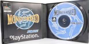 Monsterseed - PS1