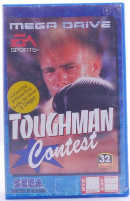 Toughman Contest (Rental) - Mega Drive