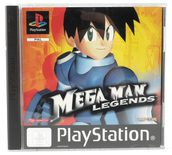 Mega Man Legends - PS1