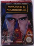 EMPTY BOX - Wizards & Warriors III: Kuros: Visions Of Power (box only, no game!)