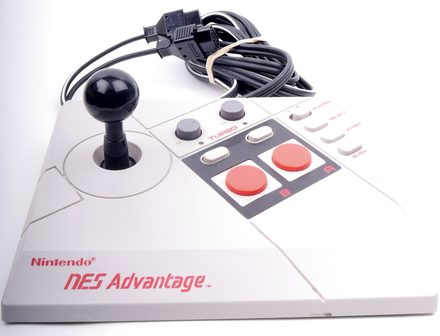 Nes Advantage Arcade Stick
