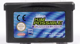 Disney's Kim Possible 2: Drakken's Demise - GBA