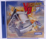 Vigilante 8: Second Offense - Dreamcast