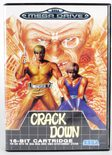 Crack Down - Mega Drive