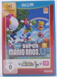 New Super Mario Bros. + New Super Luigi U (Nintendo Selects) - Wii U