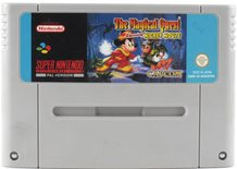 The Magical Quest Starring Mickey Mouse (German Version) - SNES