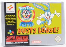 Tiny Toon Adventures: Buster Busts Loose - SNES