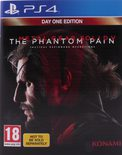 Metal Gear Solid V: The Phantom Pain (Day One Edition) - PS4