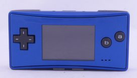Game Boy Advance Micro Console (Blue)
