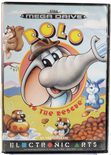 Rolo to the Rescue - Mega Drive