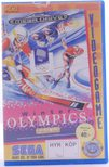 Winter Olympics (Rental) - Mega Drive