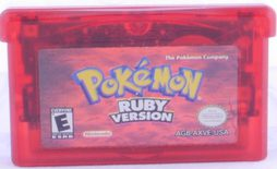 Pokemon Ruby Version - GBA