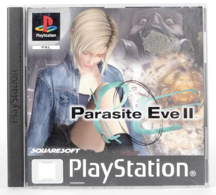 Parasite Eve II - PS1