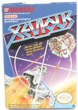 EMPTY BOX - Xevious (box only, no game!)