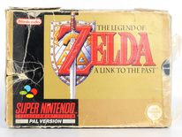 The Legend of Zelda A Link To The Past - SNES