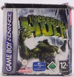 The Incredible Hulk - GBA