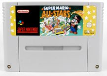 Super Mario All-Stars - SNES