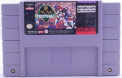 NCAA Football - SNES