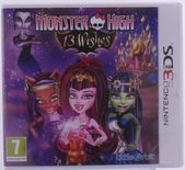 Monster High 13 Wishes - Nintendo 3DS
