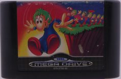 Lemmings - Mega Drive
