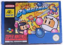 Super Bomberman - SNES