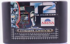 T2: The Arcade Game (Terminator 2) - Mega Drive