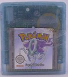 Pokemon Crystal - GBC