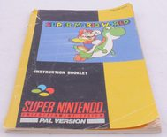 Super Mario World (Manual)