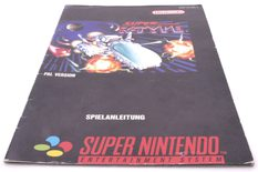 Super R-Type (Manual)