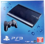 PS3 Console Super Slim 12GB