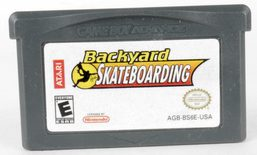 Backyard Skateboarding - GBA