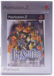 TimeSplitters (Platinum) - PS2