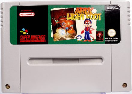 Ardy Lightfoot - SNES