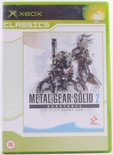 Metal Gear Solid 2: Substance (Classics) - Xbox
