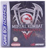 Mortal Kombat: Deadly Alliance - GBA