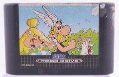Asterix And The Great Rescue - Mega Drive