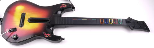 Guitar Hero World Tour Wireless Guitar