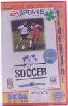 FIFA International Soccer (Rental) - Mega Drive