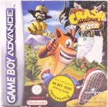 Crash Bandicoot XS - GBA