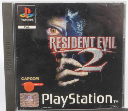 Resident Evil 2 (German/English) - PS1
