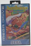 Desert Demolition Starring Road Runner And Wile E. Coyote - Mega Drive