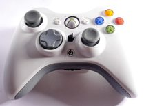Xbox 360 Wireless Controller White
