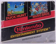 Super Mario Bros. / Duck Hunt (Manual)
