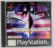 Ace Combat 3 Electrosphere - PS1