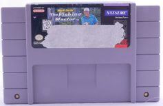 Mark Davis: The Fishing Master - SNES