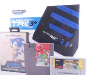 Retro-Bit Super Retro Trio Bundle