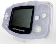 Game Boy Advance Console (Glacier / Clear Blue)