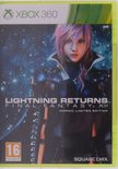 Lightning Returns: Final Fantasy XIII (Nordic Limited Edition) - Xbox 360