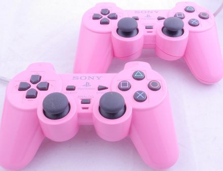 Playstation 2 Console Slim Model Pink (PS2)