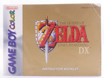 The Legend Of Zelda: Link's Awakening DX (Manual)